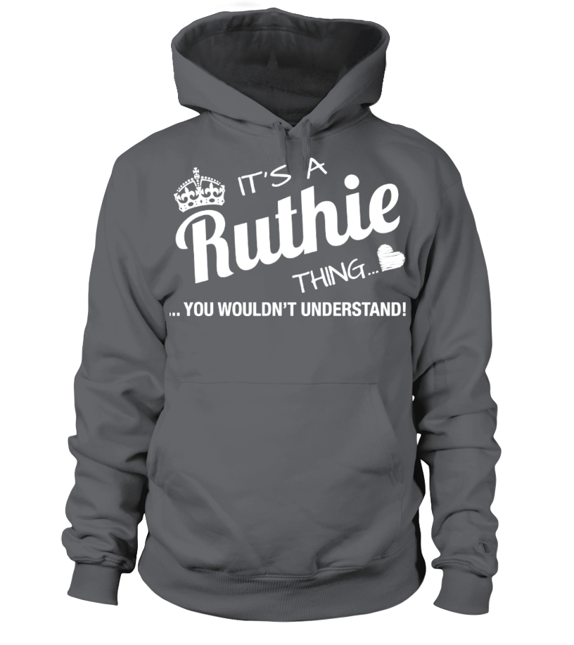 It's A Ruthie Thing