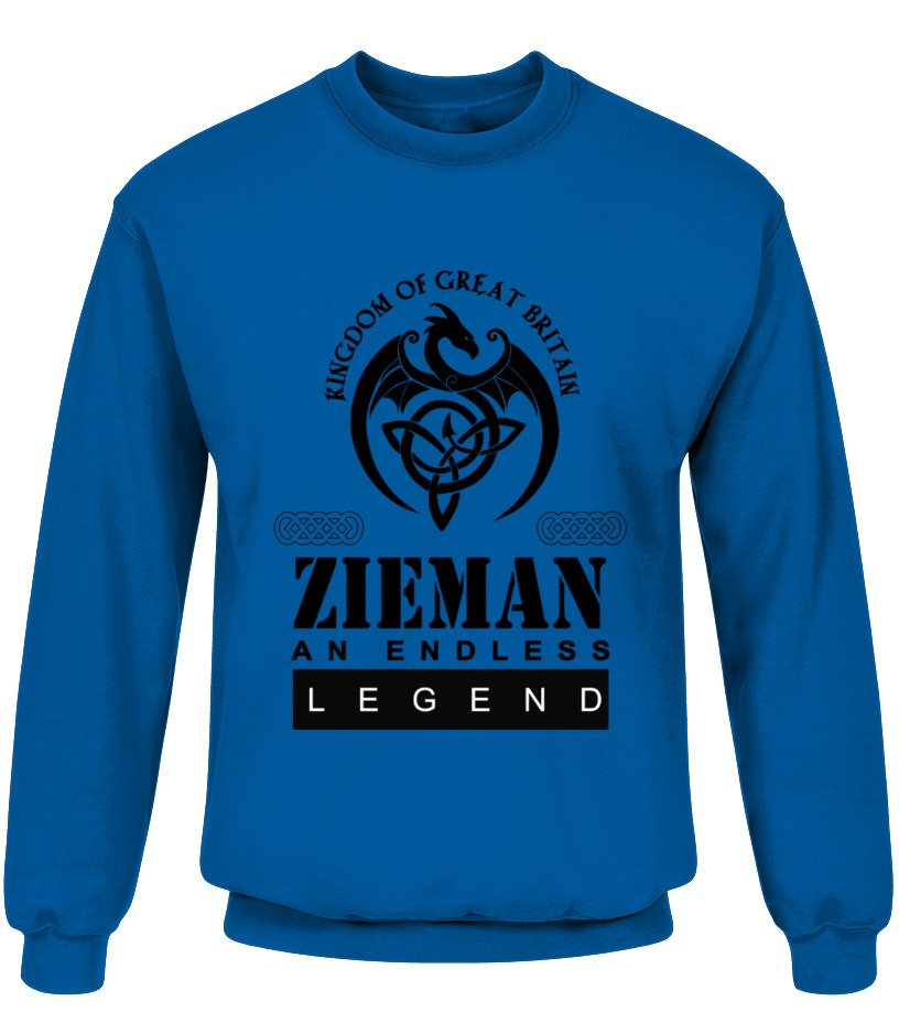 THE LEGEND OF THE ' ZIEMAN '