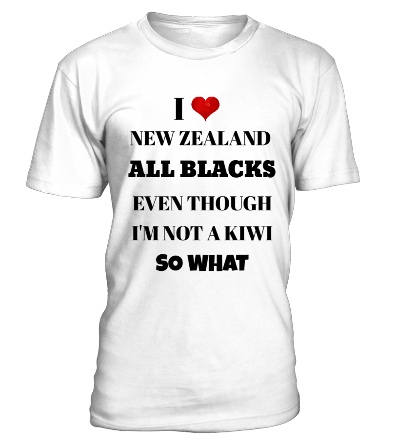 Limited Edition I LOVE NEW ZEALAND