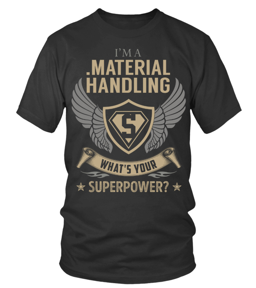 .Material Handling - Superpower