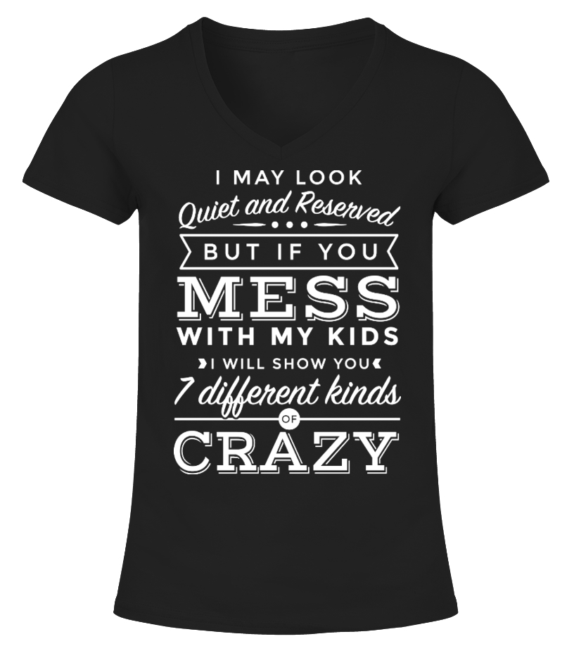 7 Different Kinds Of Crazy