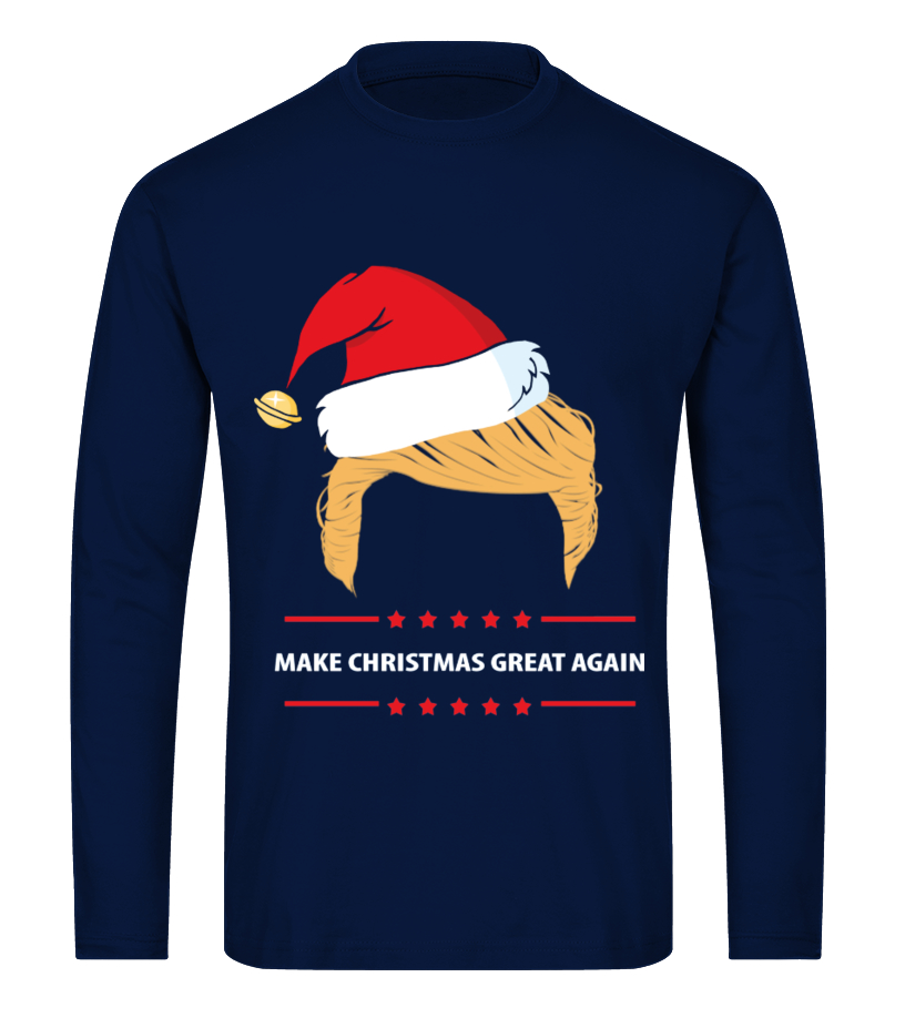 Awesome Christmas - LIMITED EDITION -  GREAT CHRISTMAS Long sleeved T-shirt Unisex