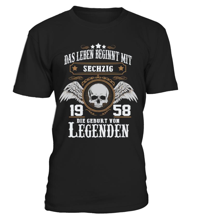 Das Leben beginnt mit 60 -1958 Legenden